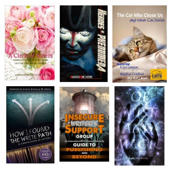 Anthologies: Crystal Collier: Young Adult Author: Books