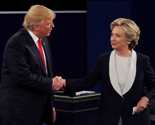 Trump y Clinton: Los momentos más polémicos del segundo debate