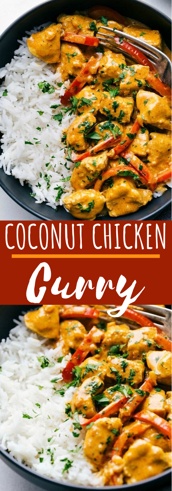 Coconut Chicken Curry #chicken #recipes