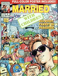 Married... with Children: Bud Bundy, Fanboy in Paradise