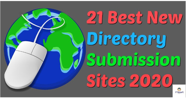 21 Best Directory Submission Sites List 2020 | Website Submission Sites List | Teckum |