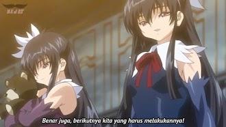 Uchuu Kaizoku Sara Episode 03 Subtitle Indonesia