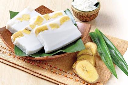 Resep Kue Amparan Tatak Pisang Khas Banjarmasin