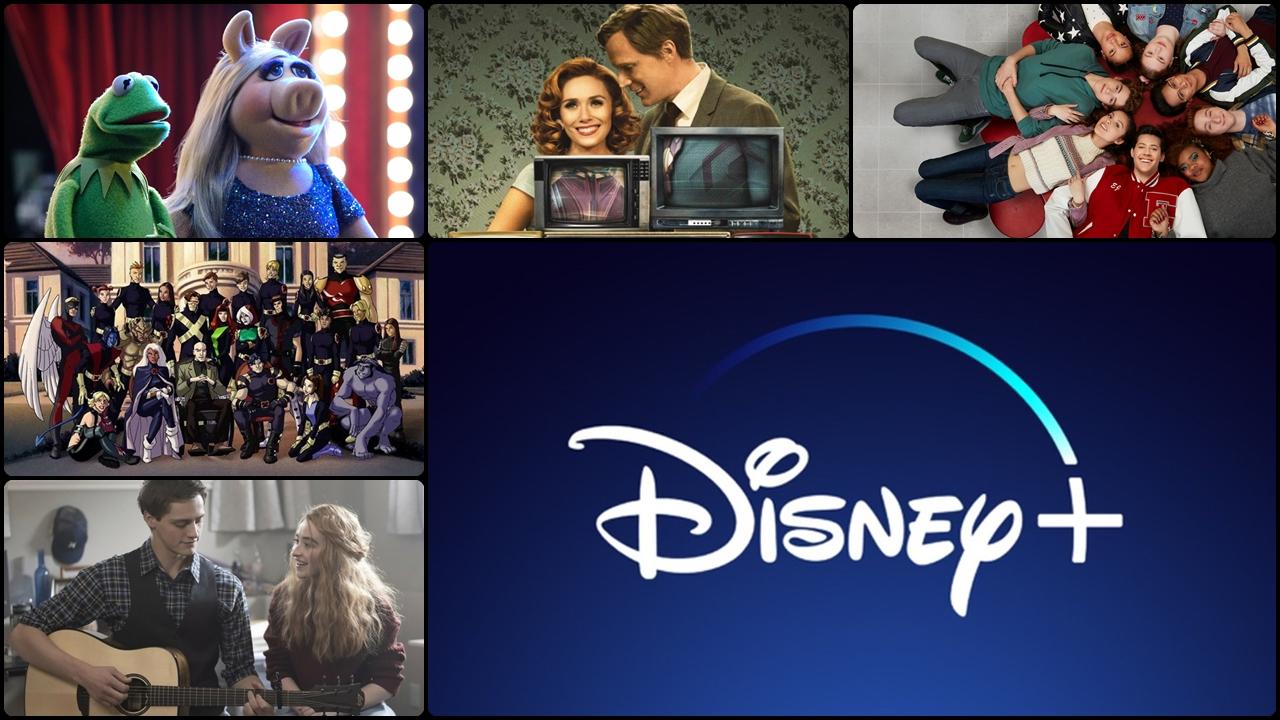 Disney Plus - Filmes e séries que chegam ao streaming em Janeiro