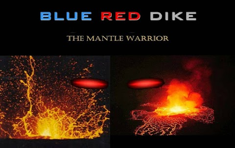 BLUE RED DIKE - THE MANTLE WARRIOR (EP 9 - DIKE BUSTERS)