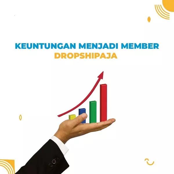 Keuntungan Reseller DropshipAja