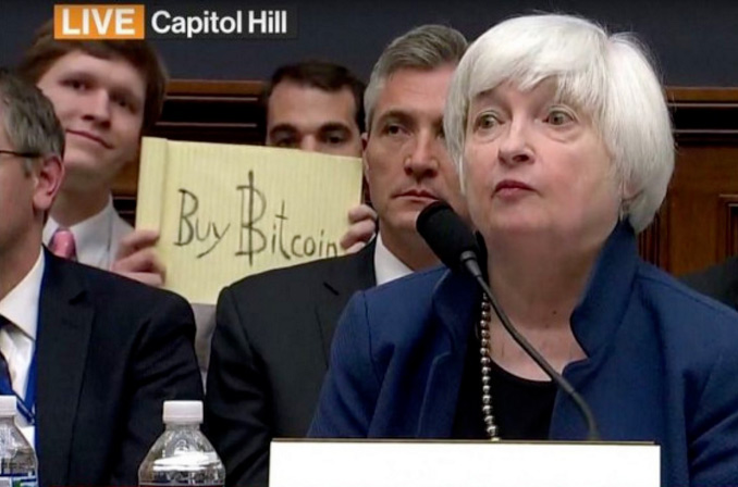 Покупать биткоин