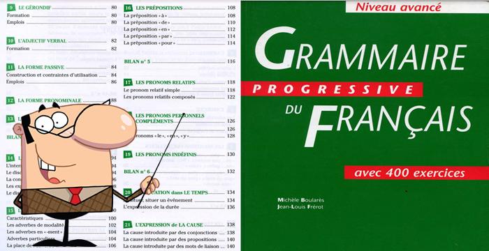 grammaire progressive du francais 600 pdf