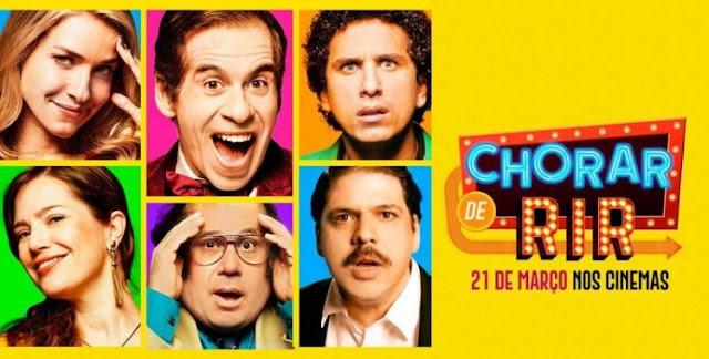 CHORAR DE RIR O FILME