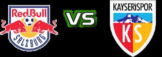 Salzburg - Kayserispor maçı trgool izle