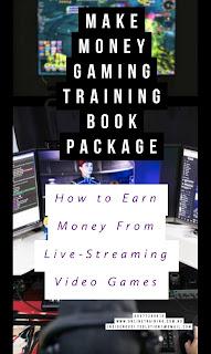 Make Money Gaming Training Guide