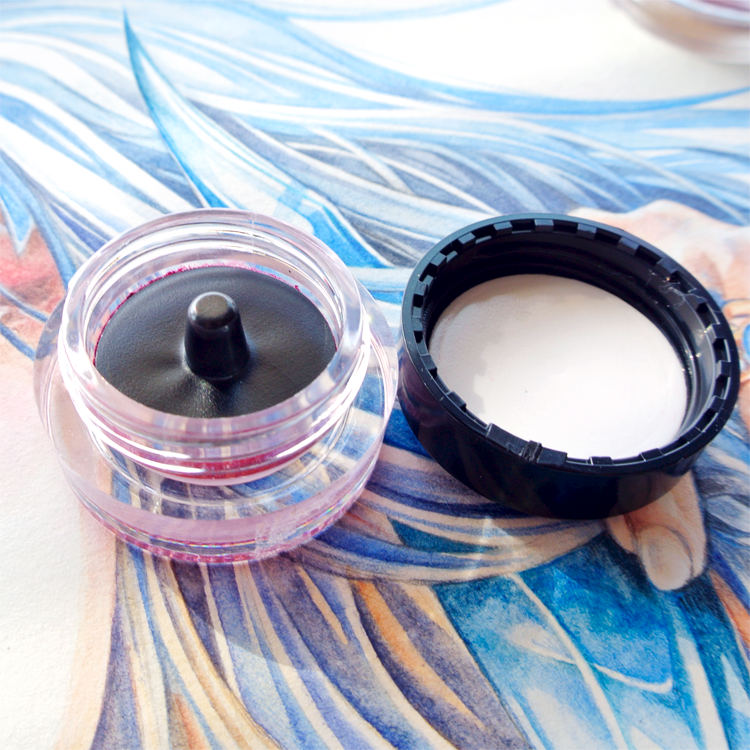 Aritaum Shine Fix Eyes Korean Eyeshadow Review Product Closeup