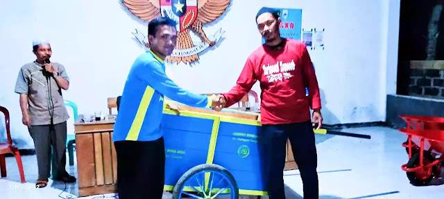 Kinerja terus membaik, Bumdes Maju Jaya Taringgul Tonggoh menambah unit usaha