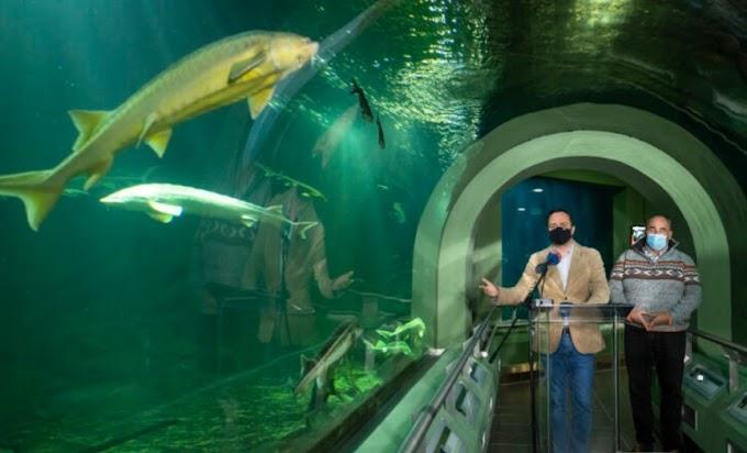 43 millió forint támogatást nyújt a kormány a Tisza-tavi Ökocentrumnak