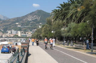 Salerno in Campania has a pleasant waterfront yet is often overlooked by visitors to the area