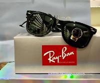 Vinci gratis un paio di occhiali Ray-Ban Wayfarer (valore 140 euro)