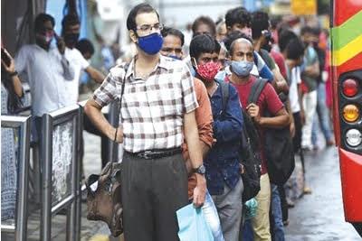 mumbai crowd