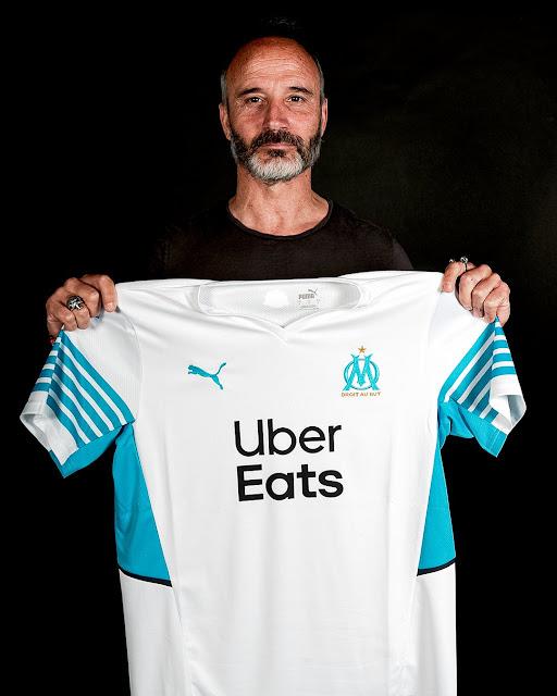 قميص مارسيليا للموسم الجديد 2021