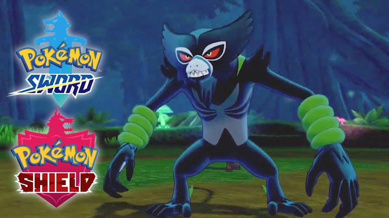 Pokémon Sword e Shield Zarude