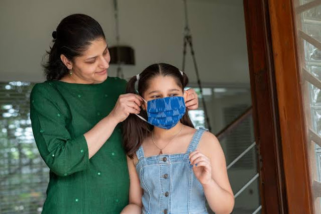 Mumbai Police shares what mothers and face masks have in common. Can you guess