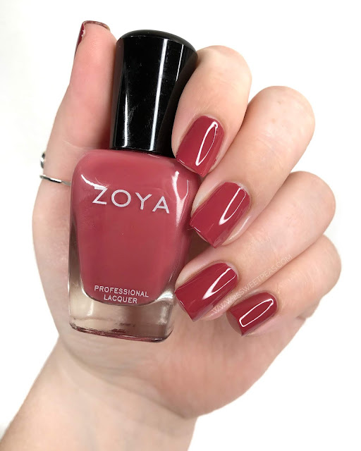 Zoya Briar 25 Sweetpeas