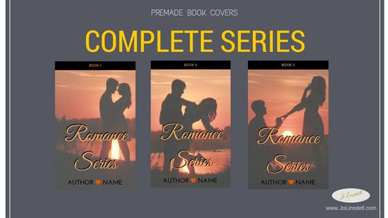 Series Premade eBook Covers €80,00 complete set (3 covers)