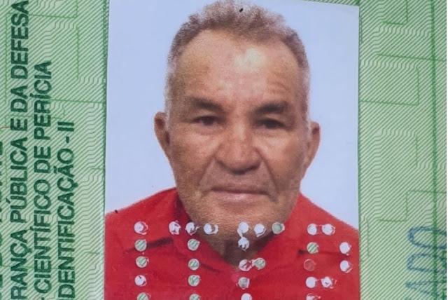 Idoso de 61 anos é encontrado morto em cima de uma carroça com marcas de tiros em Mossoró, RN