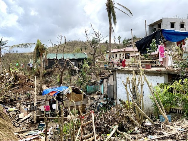 The Philippines relocated more than 51,000 people to safer locations as the approaching tropical storm