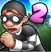 Robbery Bob 2: Double Trouble v 1.6.8.8 hack mod apk (Unlimited Coins) Terbaru For Android