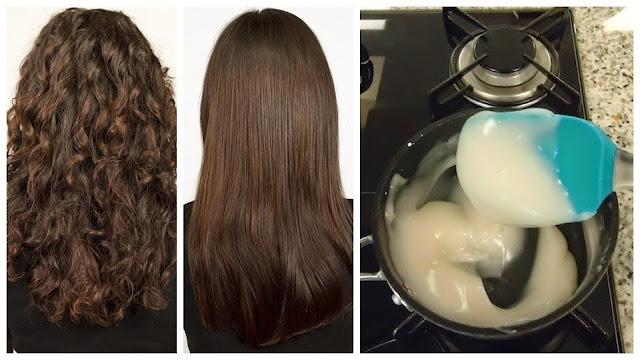 Bonnet de bain en plâtre l'incroyable traitement pour lisser et réparer les cheveux avec 3 ingrédients