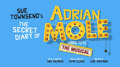 The Secret Diary of Adrian Mole: The Musical @ The Ambassadors Theatre