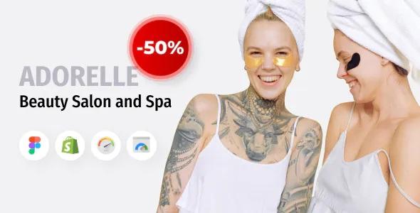 Best Beauty Salon and Spa Shopify Theme