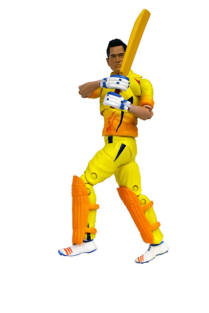 ms Dhoni Action Figure