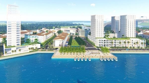dự án Marine City