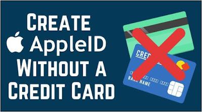 كيفية, إنشاء, معرف, Apple, بدون, طريقة, الدفع, ببطاقة, الائتمان