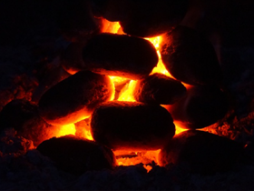 闇の火(素材)