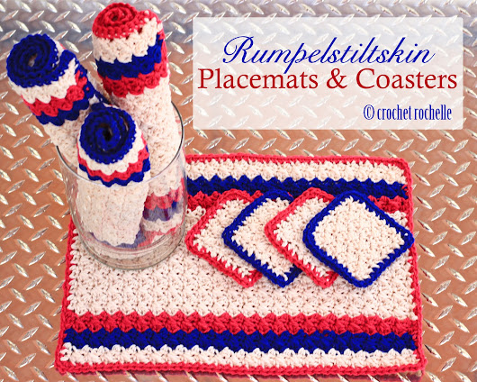 Rumpelstiltskin Placemats and Coasters