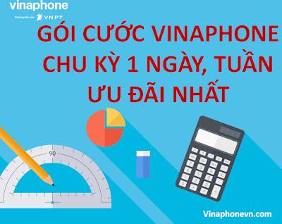 Danh sách Gói cước 4G Vinaphone 1 ngày, 1 tuần rẻ nhất, ưu đãi nhất hiện nay! Vinaphonevn.com