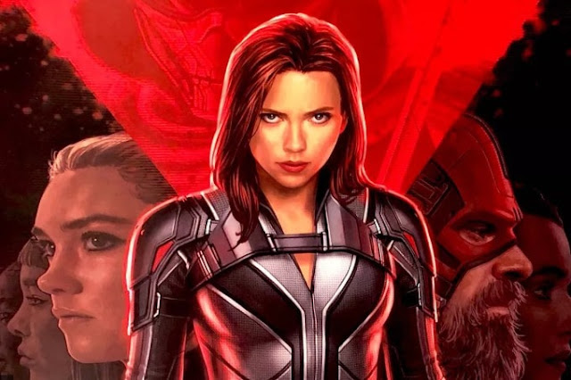 Black Widow (2020) Movie all Information with Cast and Crews