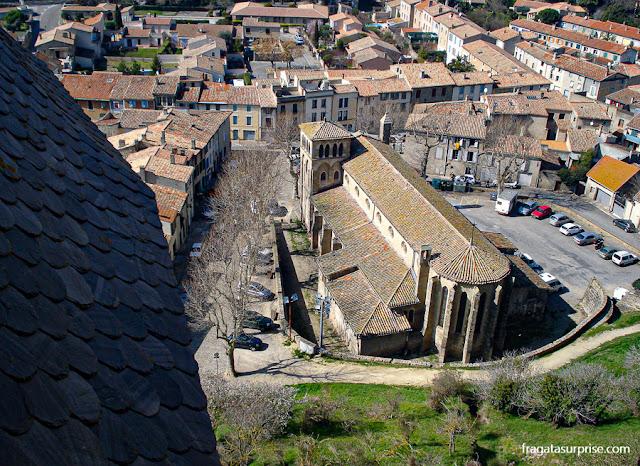 Igreja de São Gimer, Carcassonne, França
