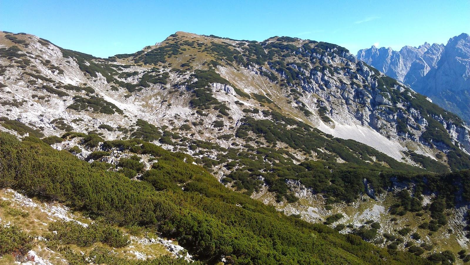 My top ten hikes - No. 1 Pyramidenspitze