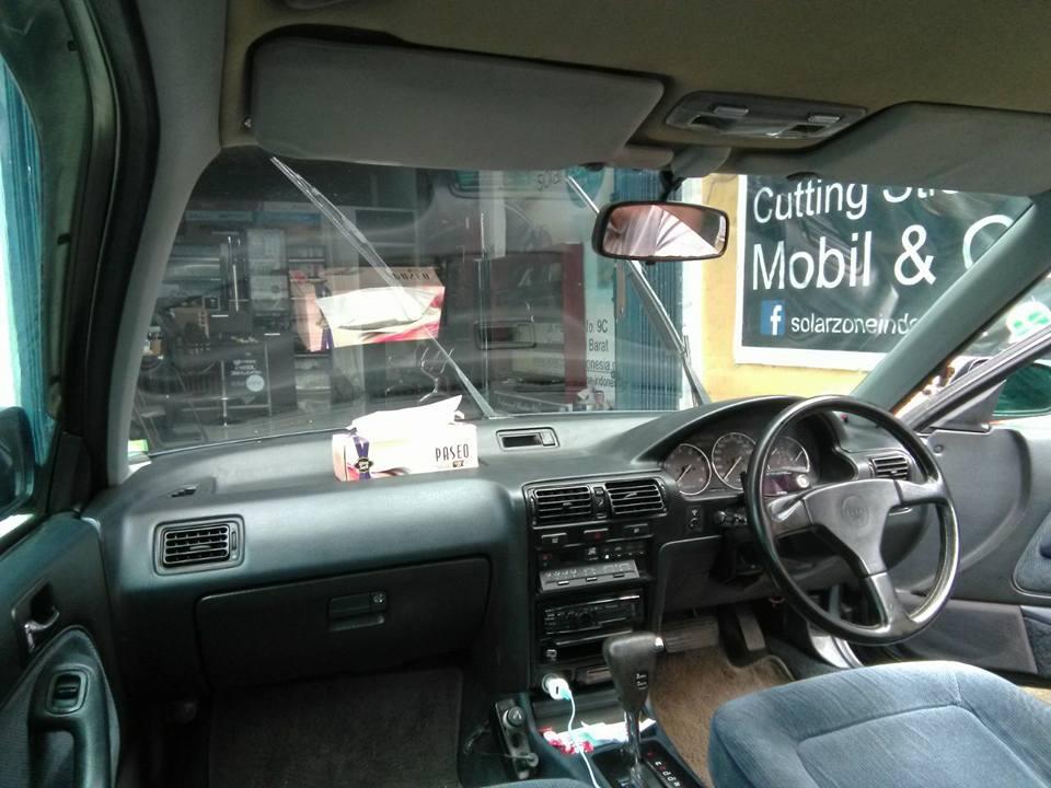 jasa pasang kaca film Solar Gard® untuk mobil Toyota Fortuner