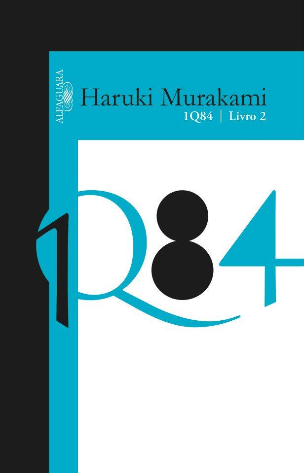 Capa 1Q84 - Livro 2