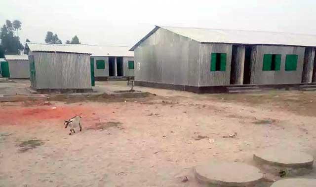 ইসলামপুর-গাইবান্ধা আন্তজেলা সীমানায় বিরোধ