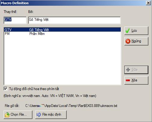 Tải Unikey - Gõ tiếng Việt mới nhất cho PC Win 7/10 miễn phí 7