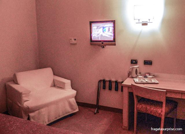 Hospedagem em Fiumicino: Hotel Best Western Rome Airport