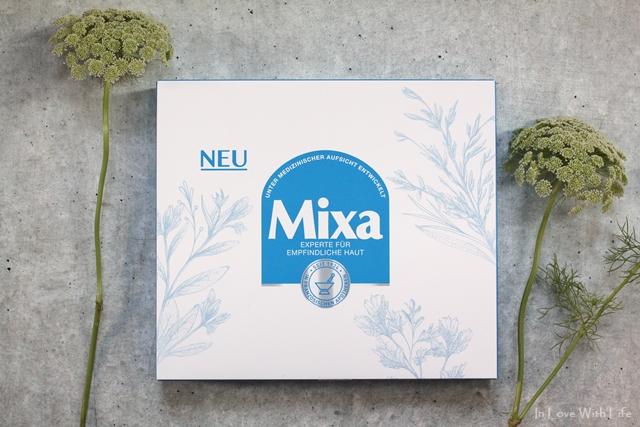 Mixa - Pflege für empfindliche Haut - Review