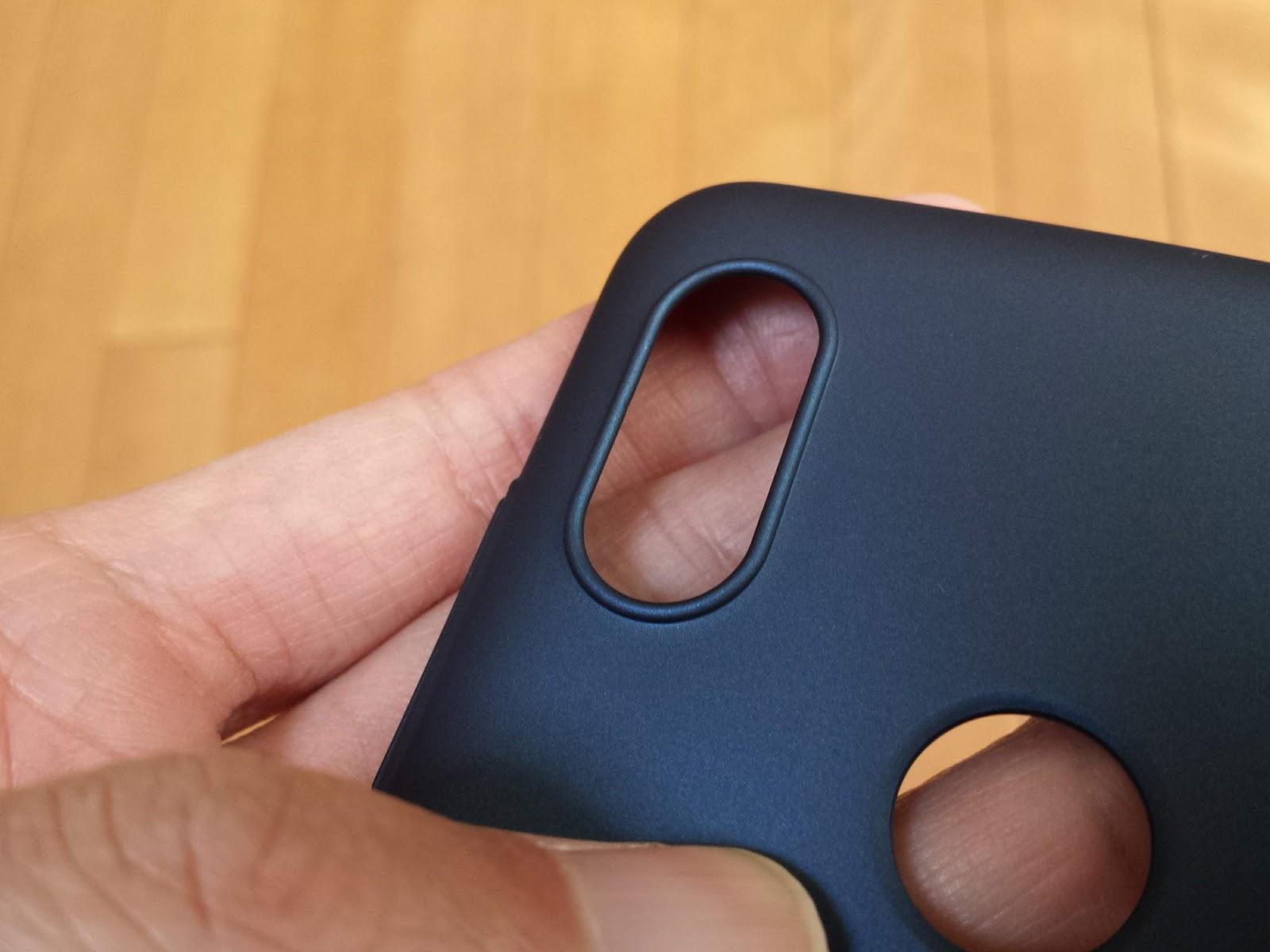 レンズが保護されているケースを購入