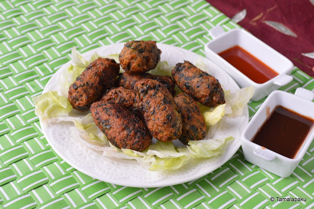 Palak Moong Ke Kebab