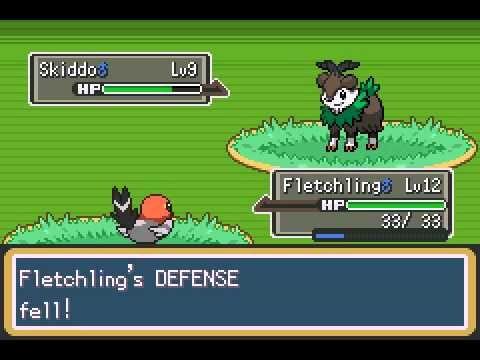Pokemon Dark Rising Version Screenshot-2